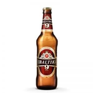 Baltika-9-Botella