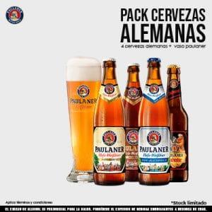 Pack Cervezas Alemanas - 74300