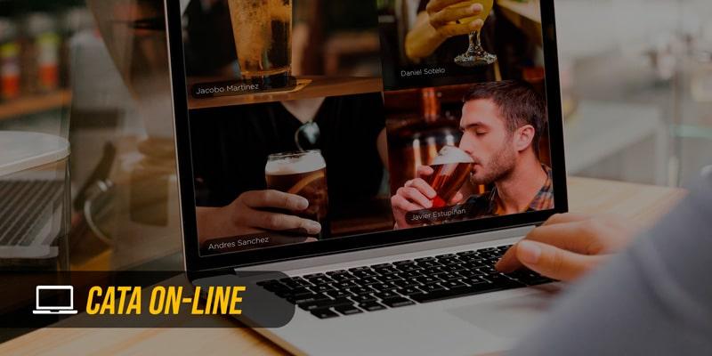 experiencia cata online
